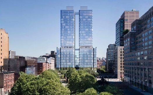 Bilocale nel condominio di Renzo Piano
