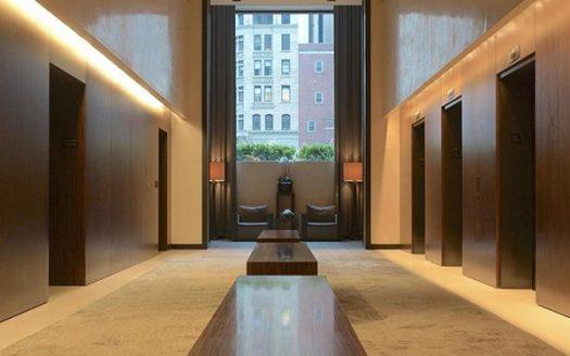 Bilocale palazzo Armani Financial District