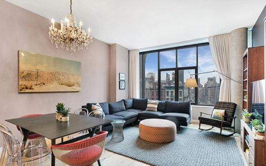 Loft due camere a Soho New York