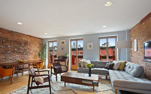 Appartamento con terrazza Park Slope