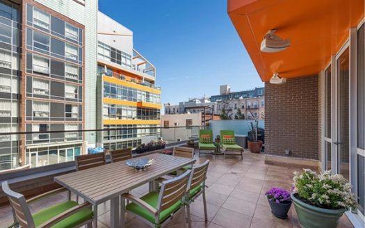 Appartamento grande terrazza Williamsburg
