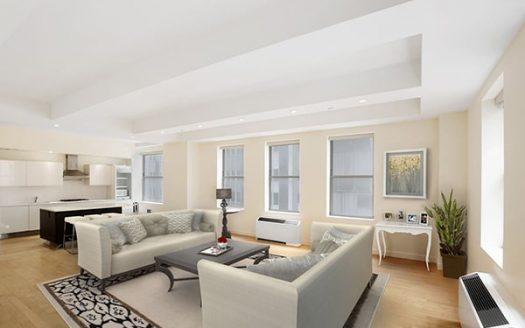 Appartamento nel condominio design Starck