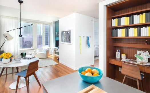 Appartamento affitto Wall Street