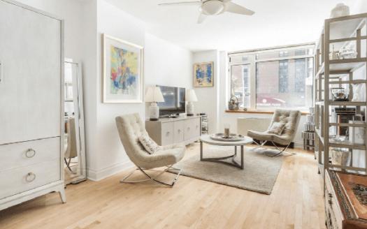 Monolocale con alcova Upper East Side