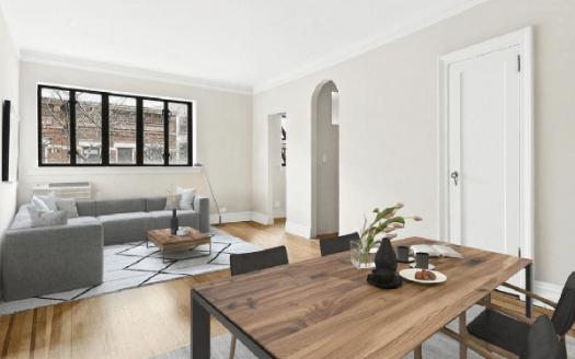 Monolocale a Soho in condominio Art-Deco