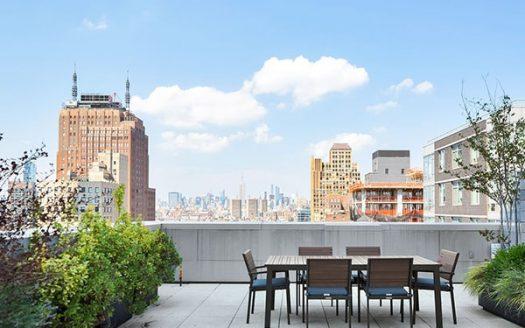 Loft con terrazza a Tribeca vendita
