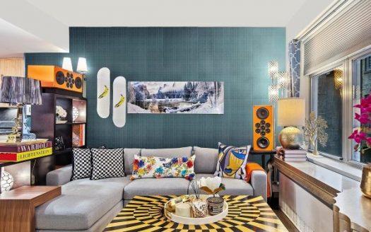 Appartamento design moderno Midtown