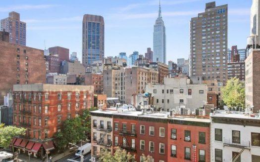 Bilocale vendita New York vista Empire State
