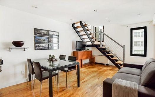 Appartamento con soppalco Upper East