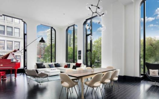 Appartamento lusso Union Square