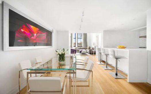 Appartamento due piani nel West Village