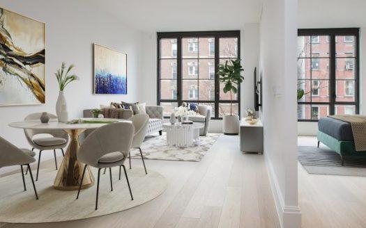 Appartamento design in East Village