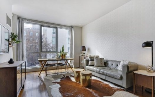 Appartamento con balcone Williamsburg